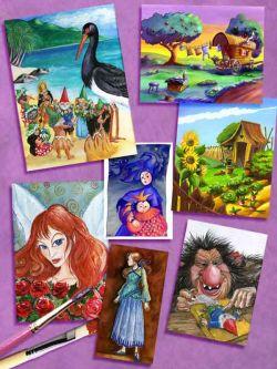 Carnet de dessins